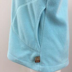 Sierra Designs Tops - Sierra Designs Powder Blue Pullover Fleece